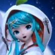 【雪miku2013】一代神曲一代萌,白衣嫁娘古典萌!!