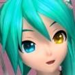 【初音ミク】-【双色瞳少女】-【白色夏娃】-【狂三眼】