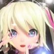 奶白色头发MIKU【鼻血萌得狂喷系列】初音未来的消失【PV/720p】VMOE中文字幕