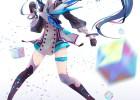 【Vmoe字幕组】「Magical Mirai 2015」in 日本武道馆【中日特效字幕】